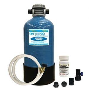 On The Go OTG4-DBLSOFT Portable 16K Grain Water Softener