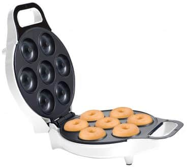 Classic Cuisine 82-KIT1066 Mini Donut Maker-Electric Appliance Machine