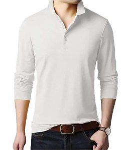 Aiyino Long Sleeve Golf Shirts