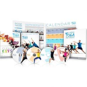 3 Week Yoga Retreat Workout Program