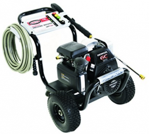 SIMPSON Cleaning MSH3125-S 3100 PSI at 2.5 GPM Gas , Electric Pressure Washers