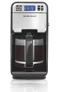 Hamilton Beach 46205 12-Cup Programmable Coffee Maker