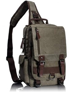 Retro Messenger Bags for Men