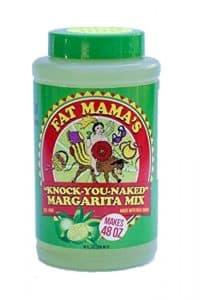 Fat Mama's Knock-You-Naked Margarita Mix