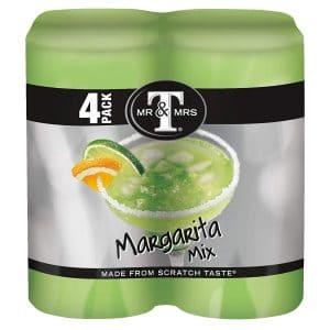 Mr. and Mrs. T Margarita Mix