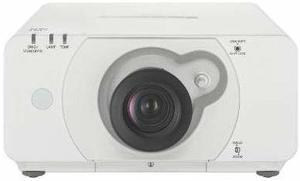 #10 Panasonic DLP Projector-1080p-HDTV
