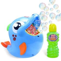 Bubble Machine | Automatic Durable Bubble Blower for Kids