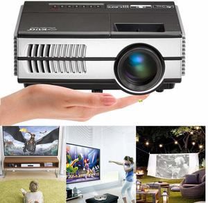 #7 Portable LCD LED Projector