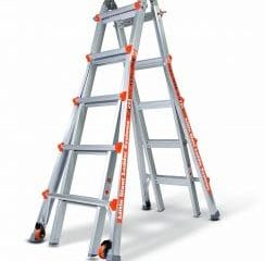 Top 10 Best Extension Ladders By Consumer Guide Reports Of 2021