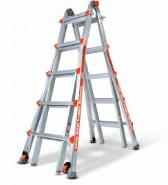 Little Giant 14016-001 Alta One Type 1 Model 22-foot Ladder, Extension Ladders