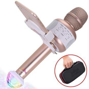 Wireless Bluetooth Karaoke Microphone