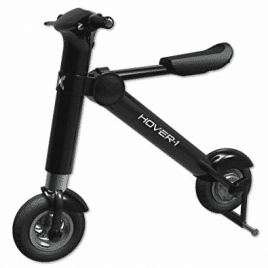 Hover-1 XLS Folding Electric Bike - Eco Friendly Portable Electric Scooter with up to 22 Mile Range