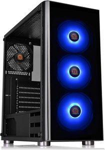 2. Thermaltake V200 Tempered Glass RGB Edition 12V MB Sync Capable ATX Mid