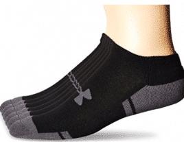 Under Armour Men's Resistor No-Show Socks - Men's Ankle Socks