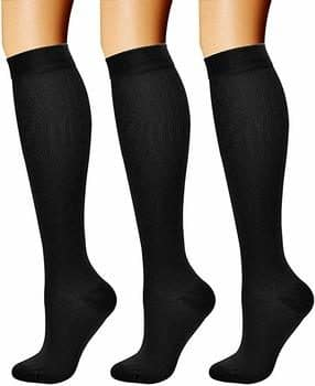 5. Compression Socks for women and Men